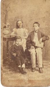 emilia z wrocblewskich z rodzenstwem