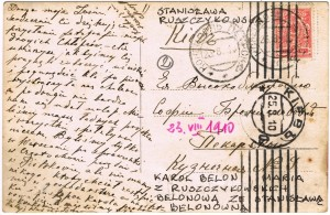 list marii z ruszczykowskich bellon 3a