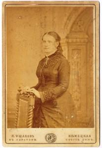 stanislawa anna sabina z gorczyckich ruszczykowska (1849-1922)