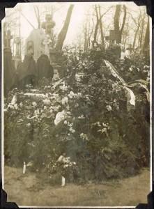 grib eligiusza po pogrzebie