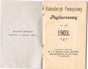 kalendarz 1903-4a