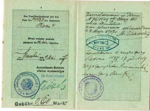 paszport rodzinny zosi i tadzia rogozinskich 04