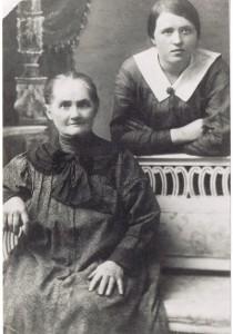 siostra jana z ciotka