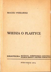 wiedza o plastyce