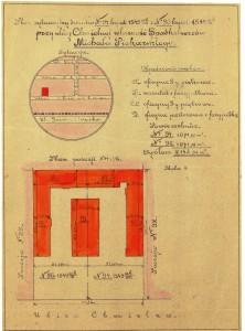 plan domu na chmielnej