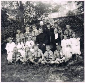 zdjęcie od I komunii