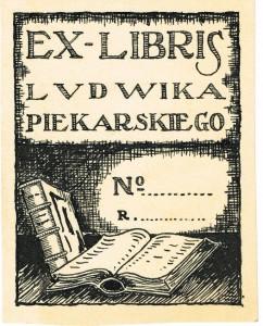 exlibris ludwika