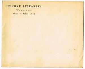 koperta pindziejka