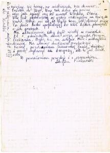 list stefabna do polski rok 1978 b