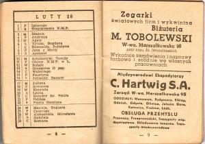 kalendarzyk dziadka bronka4