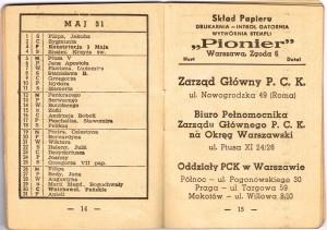 kalendarzyk dziadka bronka7