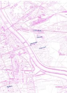 mapa saska kepa