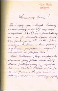 list ksiedza z koniecpola1