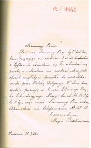 list mari łaszkiewiczowej