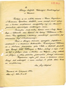 list do dyrektora
