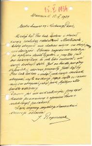 list rapczewskiego